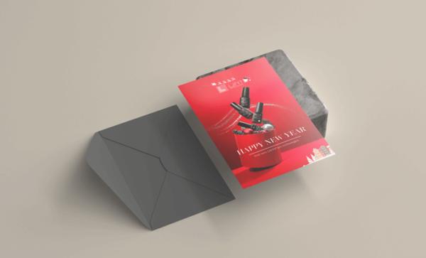 Печать почтовых открыток